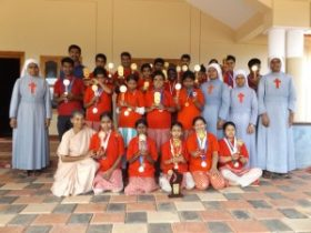 Our Childrens of Fr.Tezza Special school Kuzhinilam