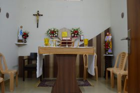 CHAPEL BLESSING- VELLORE ON 22-02-2018