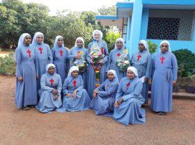 Canonical Visit at Janampet