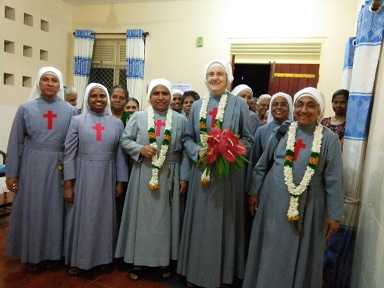 Canonical Visit at Srilanka on 15-02-2019