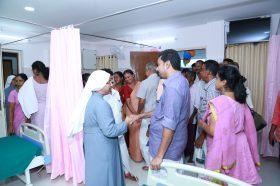 Dyalisis unit in Chungakunnu Hospital