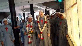 Canonical Visit at  Chungakunnu